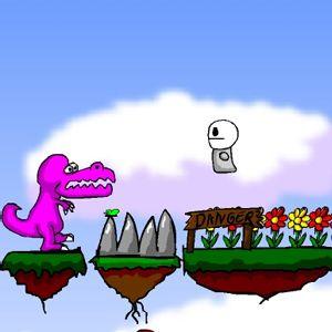 Онлайн флеш игра Капля Боб